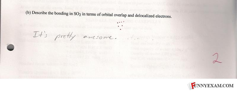 Student's Funny Test and Exam Answers - Funny Exams