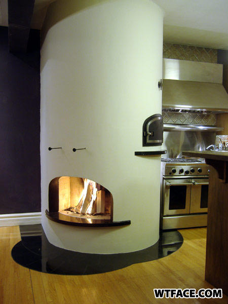 Fireplace stove