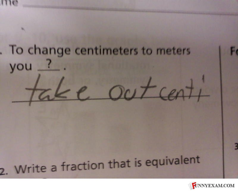 Students Funny Test And Exam Answers Funny Exams