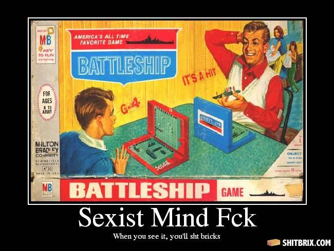 Sexist mindfuck 87569