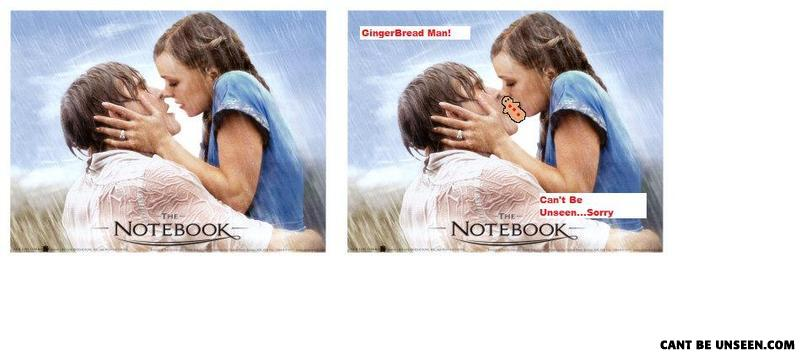 The notebook movie poster 1