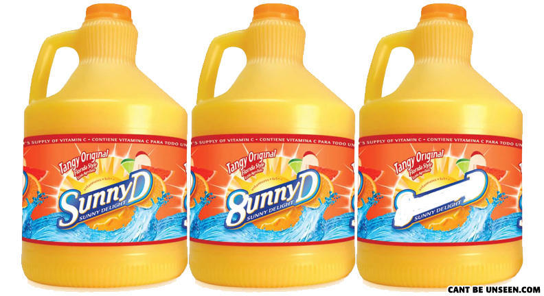 Sunny d can t be unseen
