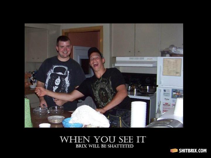 Find the black man