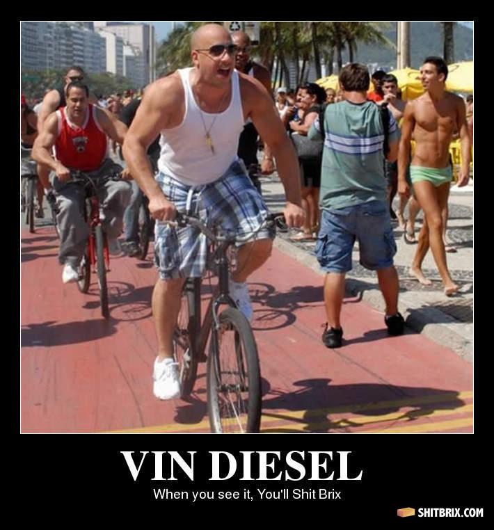Vin Diesel Penis